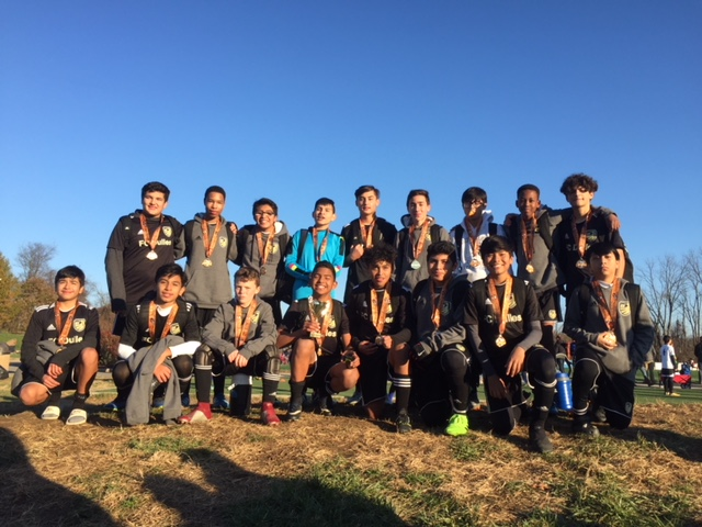 Columbia Fall Classic Champions- Fall 2018 (and 1st place NCSL Div. 2)