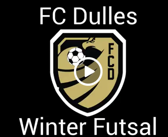 FC Dulles 2018-19 Winter Indoor Futsal